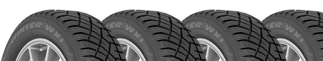Arctic Claw tires